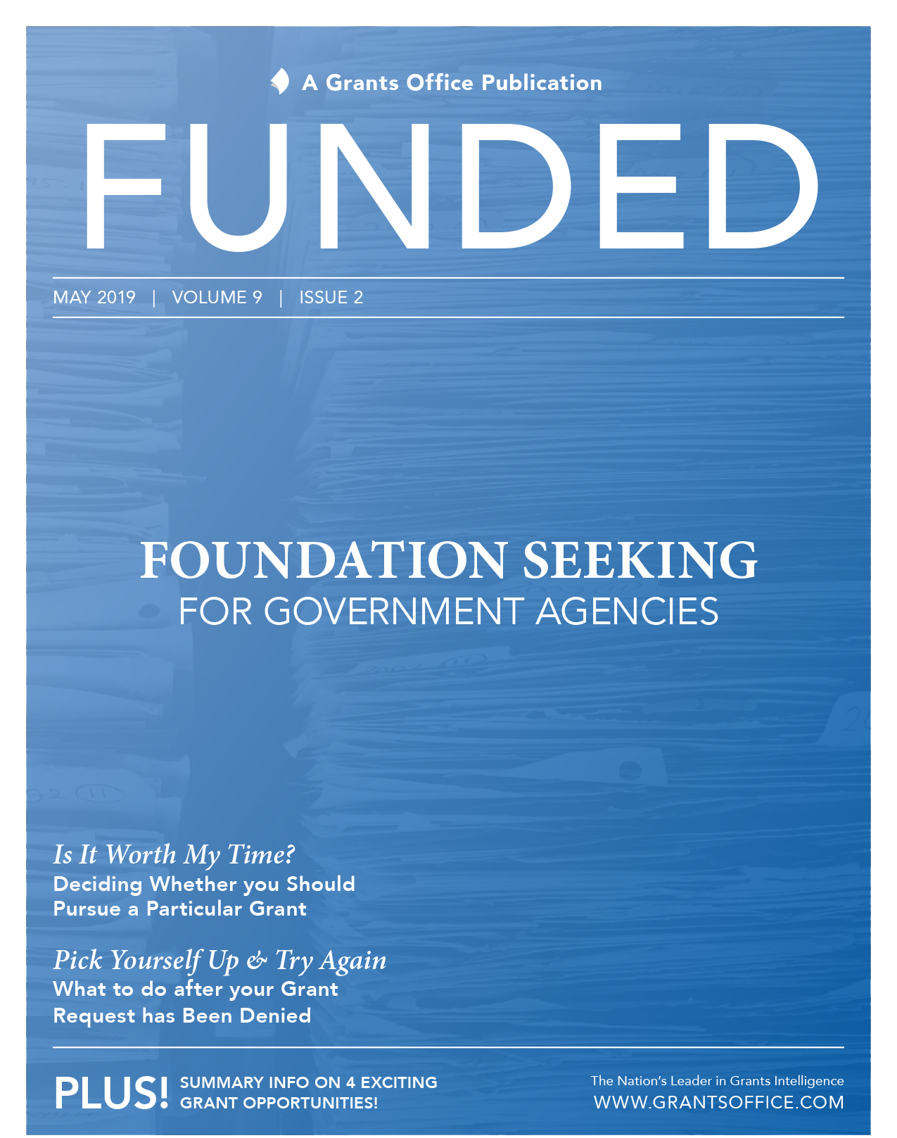 FUNDED - Grants Office Publication of Grant and Funding Analysis