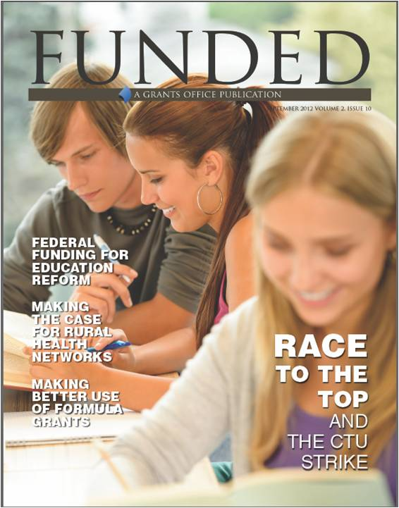 FUNDED - Grants Office Publication of Grant and Funding